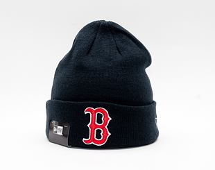 Kulich New Era MLB Essential Cuff Knit Boston Red Sox  Team Color