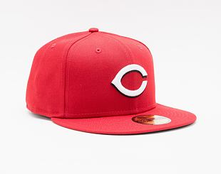 Kšiltovka New Era 59FIFTY MLB Authentic Performance Cincinnati Reds Fitted Team Color
