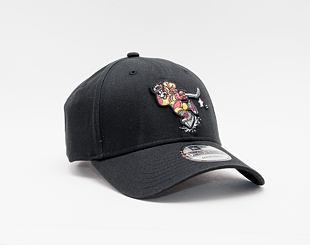 Kšiltovka New Era 9FORTY Character Sports Goofy Strapback Black