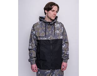 Bunda New Era Outdoor Utility All Over Print Windbreaker XPT / Black