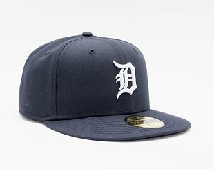 Kšiltovka New Era 59FIFTY MLB Authentic Performance Detroit Tigers Fitted Team Color