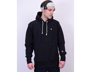 Mikina Champion Hooded Sweatshirt 214675 NBK Black