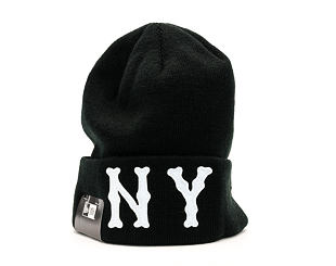 Kulich New Era Japan Felt Cuff New York Highlanders Black