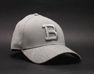Kšiltovka New Era Club Coop Brooklyn Dodgers 39THIRTY Gray