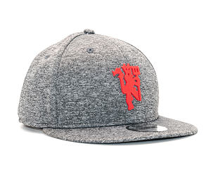Kšiltovka New Era Devil Jersey Snap Manchester United 9FIFTY Gray Snapback