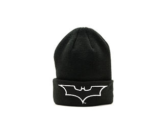 Dětský Kulich New Era Batman GITD Cuff Youth Black