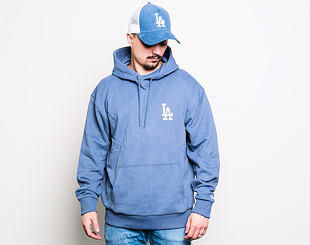 Mikina New Era Los Angeles Dodgers Hoody Pastel Blue