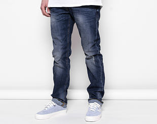 Kalhoty Guess Vermont Jeans Dark Blue