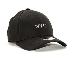 Kšiltovka New Era 9FORTY NYC Seasonal Black