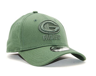 Kšiltovka New Era 39THIRTY Green Bay Packers Team Tonal OTC