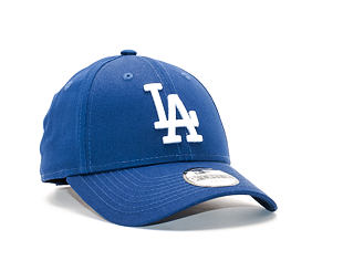 Kšiltovka New Era Essential Los Angeles Dodgers 9FORTY Child Official Team Colors Strapback