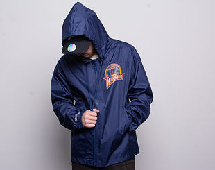 Bunda Mitchell & Ness Golden State Warriors Team Captain Windbreaker