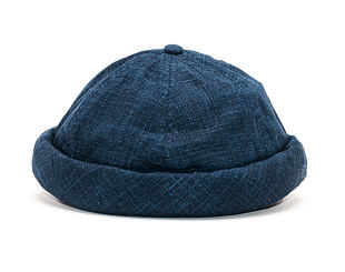 Čepice Rollcap New Era Premium Cotton Docker Skully Navy