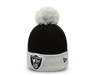 Kulich New Era Oakland Raiders Pop Team Knit OTC