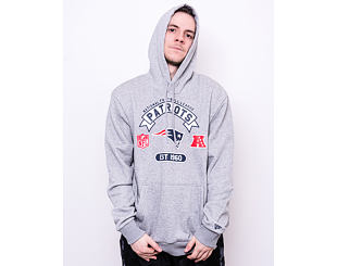 Mikina New Era New England Patriots Graphic Po Hoodie