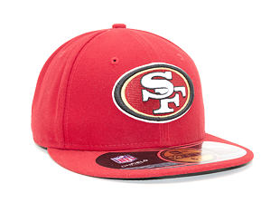 Kšiltovka New Era 59FIFTY San Francisco 49ers On Field Game