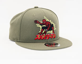 Kšiltovka New Era 9FIFTY Jap 80th Spider-Man