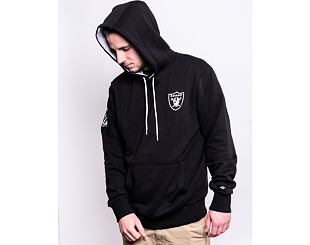 Mikina New Era Oakland Raiders Chest Print TM Logo Hoody