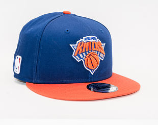 Kšiltovka New Era 9FIFTY New York Knicks Team