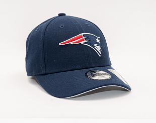 Dětská Kšiltovka New Era 9FORTY New England Patriots The League Jr.