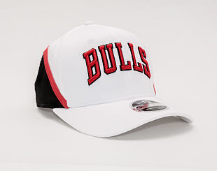 Kšiltovka New Era 9FIFTY Stretch Snap Chicago Bulls Hook
