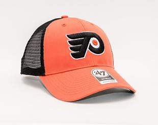 Kšiltovka 47 Brand Philadelphia Flyers Branson MVP Trucker Orange