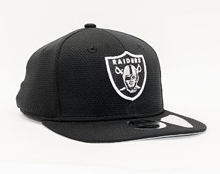 Dětská Kšiltovka New Era 9FIFTY Kids NFL Training Mesh Snap Oakland Raiders