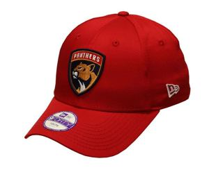 Dětská kšiltovka NEW ERA 9FORTY Kids  NHL The League Kid Florida Panthers Strapback Team Color