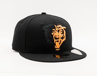 Kšiltovka New Era 59FIFTY NFL Elements 2.0 Chicago Bears Black