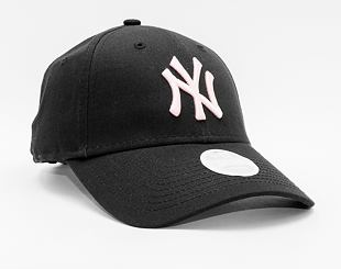 Kšiltovka New Era 9FORTY Womens MLB League Essential New York Yankees Black