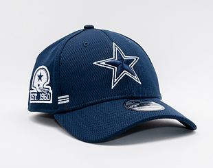 Kšiltovka New Era 39THIRTY NFL20 Sideline Home Dallas Cowboys Stretch Fit Team Color