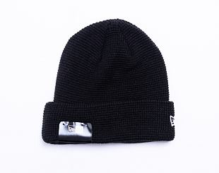 Kulich New Era Colour Waffle Knit Black