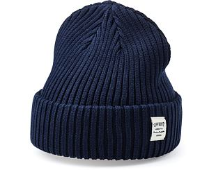 Kulich Upfront Bridge Beanie Dark Navy