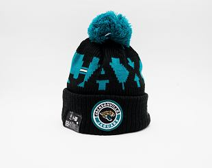 Kulich New Era NFL 20 On Field Sport Knit Jacksonville Jaguars Team Color