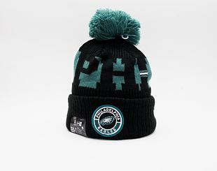 Kulich New Era NFL 20 On Field Sport Knit Philadelphia Eagles Team Color