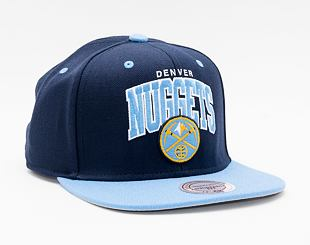 Kšiltovka Mitchell & Ness Team Arch Snapback Denver Nuggets