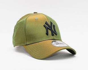Kšiltovka New Era 9FORTY MLB Hypertone New York Yankees Strapback New Olive