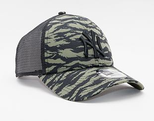 Kšiltovka New Era 9FORTY MLB Tiger print New York Yankees Green