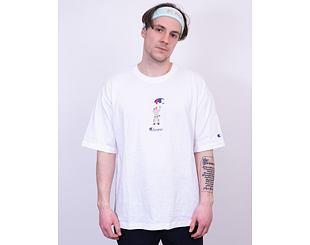 Triko Champion T T-Shirt 216428 White
