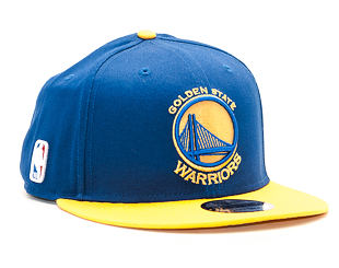 Kšiltovka New Era Team Golden State Warriors 9FIFTY Blue/Yellow Snapback