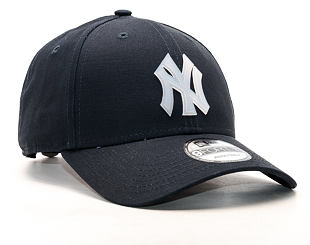 Kšiltovka New Era Transparent Logo New York Yankees 9FORTY Navy Strapback