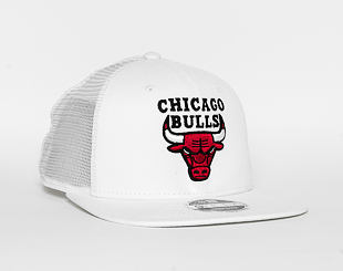 Kšiltovka New Era Mesh Chicago Bulls 9FIFTY Official Team Color Snapback