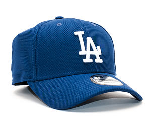 Kšiltovka New Era Diamond Era Essential Los Angeles Dodgers 39THIRTY Official Team Color