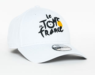 Kšiltovka New Era Jersey Pack Tour De France 9FORTY White Strapback