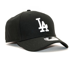 Kšiltovka New Era Diamond Era Los Angeles Dodgers 39THIRTY Black