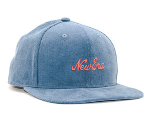 Kšiltovka New Era 9FIFTY Original Fit Cord Brights Blue/Orange Snapback