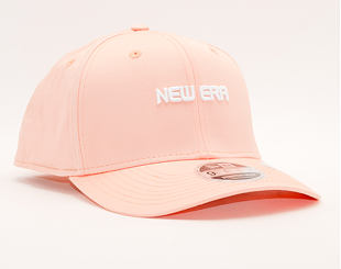 Kšiltovka New Era 9FIFTY Stretch Peach/White