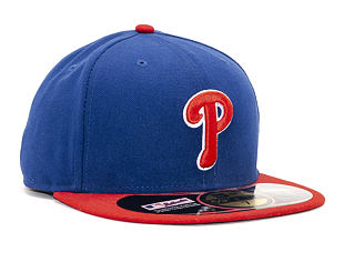 Kšiltovka New Era 59FIFTY Philadelphia Phillies Acperf Team Alt