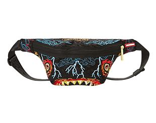 Ledvinka Sprayground Dragon Shark Nightmare Crossbody B2581