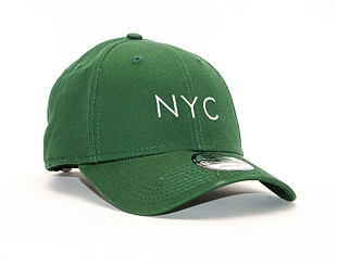 Kšiltovka New Era 9FORTY NYC Seasonal HOG / Optic White Strapback